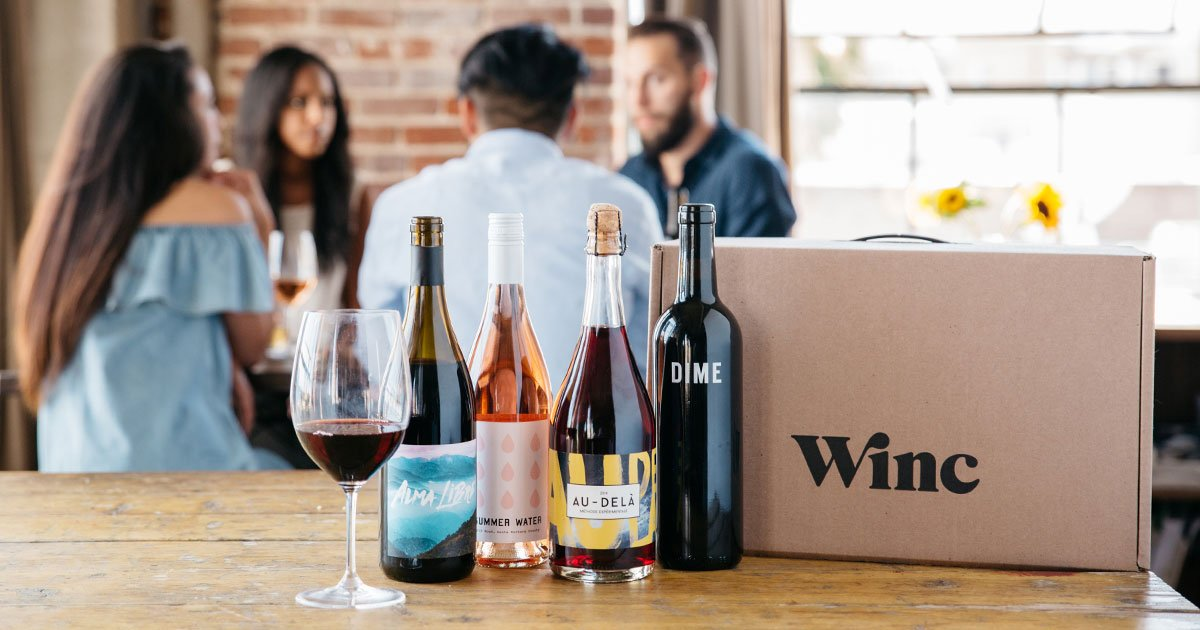 Wine Delivery - Curated Wine Gift Boxes